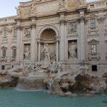 מזרקת טרווי רומא