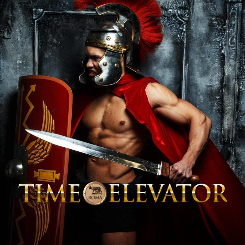 מעלית הזמן רומא
