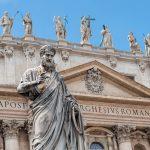 בזיליקת פטרוס הקדוש רומא