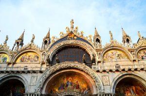 בזיליקת סן מרקו בוונציה