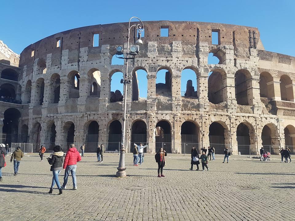 מה יש לעשות ברומא הקולוסיאום