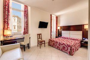 מלון אנגלו אמריקנו רומא