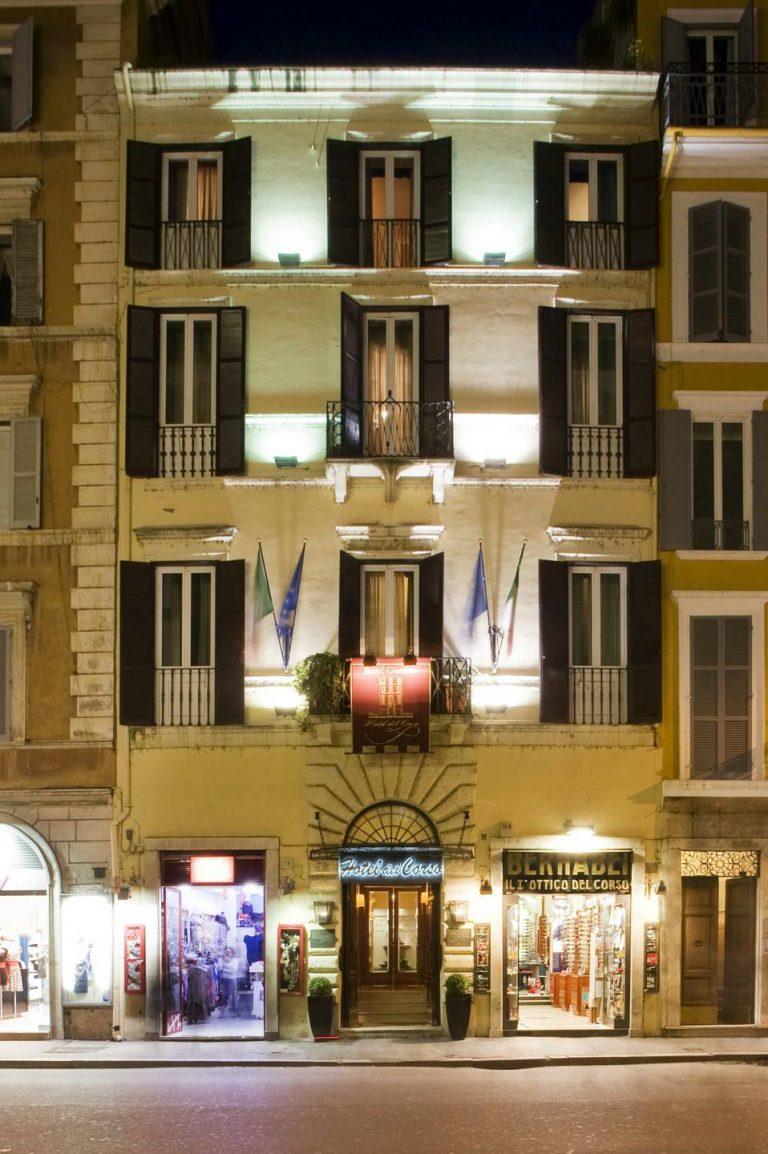 מלון דל קורסו רומא