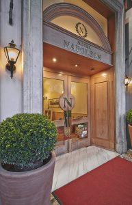 מלון נפוליאון רומא