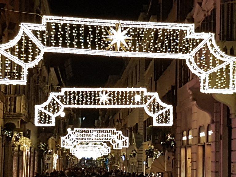 רומא בחורף