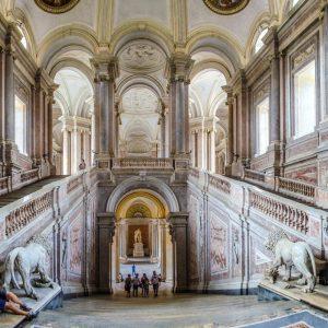 ארמון קזרטה איטליה