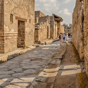 פומפיי איטליה סיור
