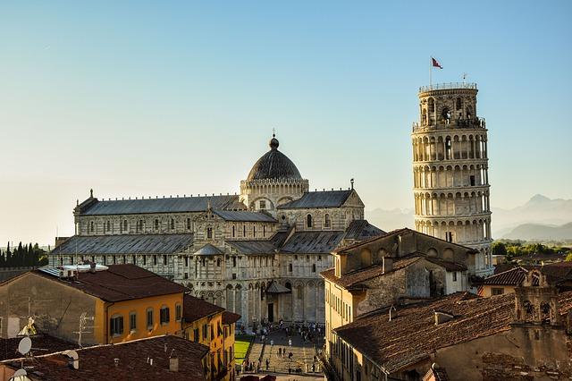 מגדל פיזה איטליה