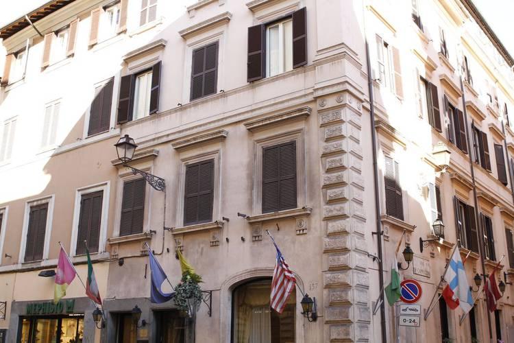 מלון סיסטינה רומא