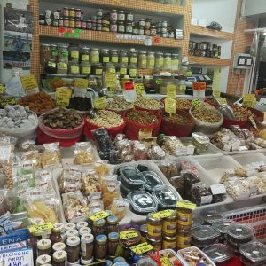 שווקים ברומא