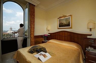 מלון איבריה רומא (באדיבות אתר המלון)