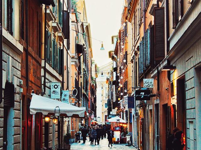 מלונות זולים ברומא